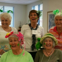 Senior Center Fun