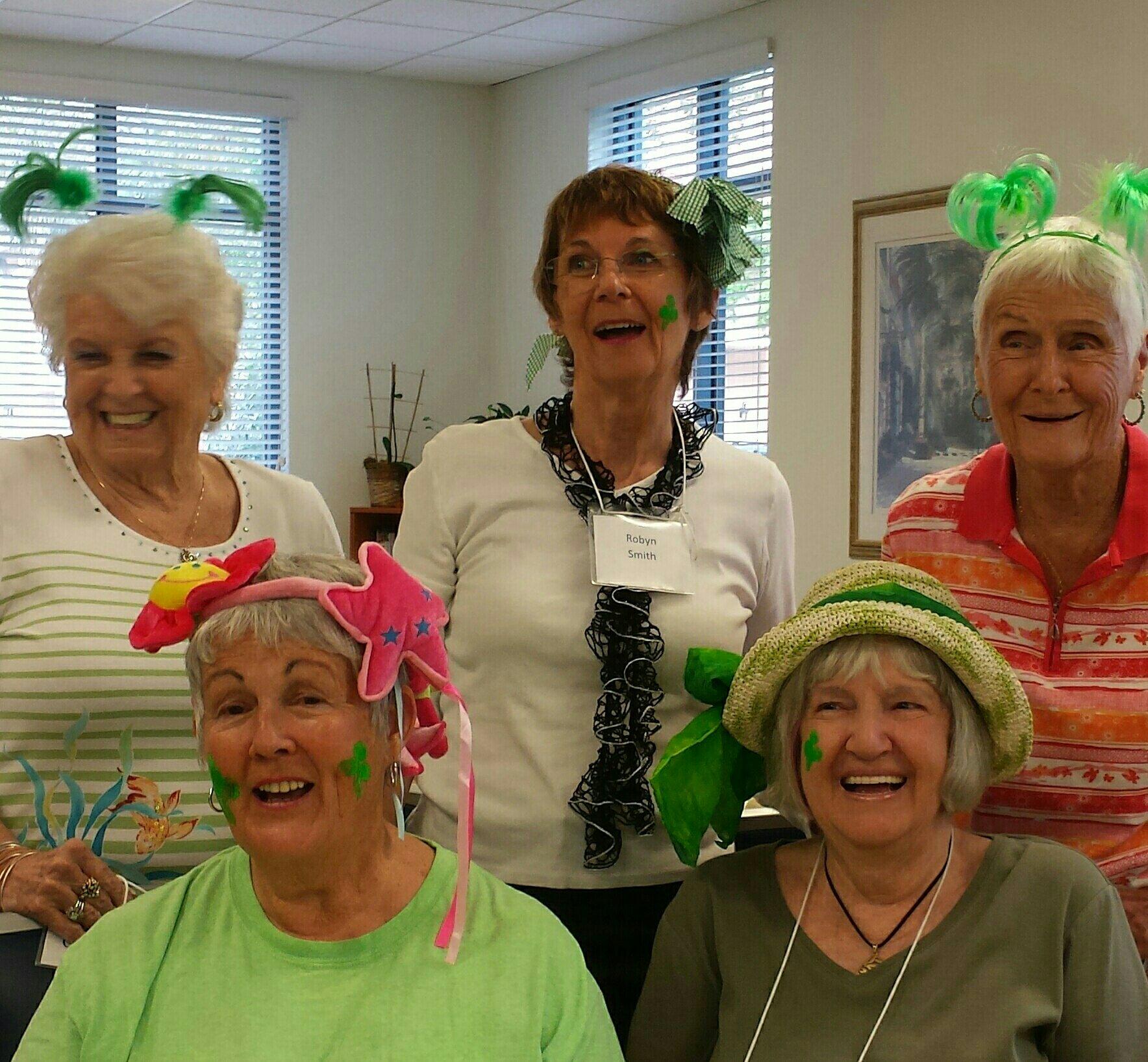 Senior Center Fun