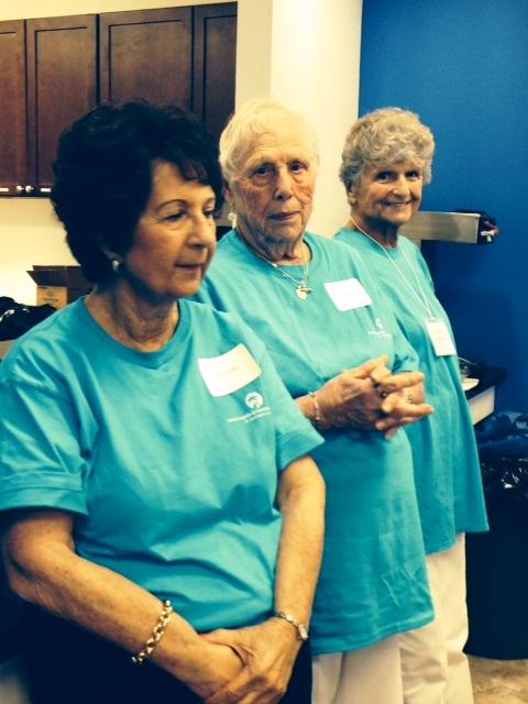 wonderful volunteers