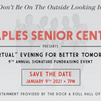Save The Date! Evening For Better Tomorrows 2021