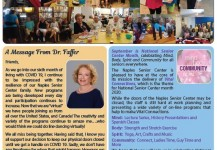 September 2020 Senior Center Newsletter