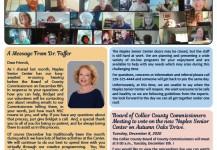 December 2020 Senior Center Newsletter