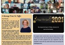 January 2021 Senior Center Newsletter