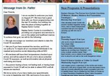 August 2021 Senior Center Newsletter